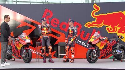 Ready to Race: Die KTM-Präsentation für 2018
