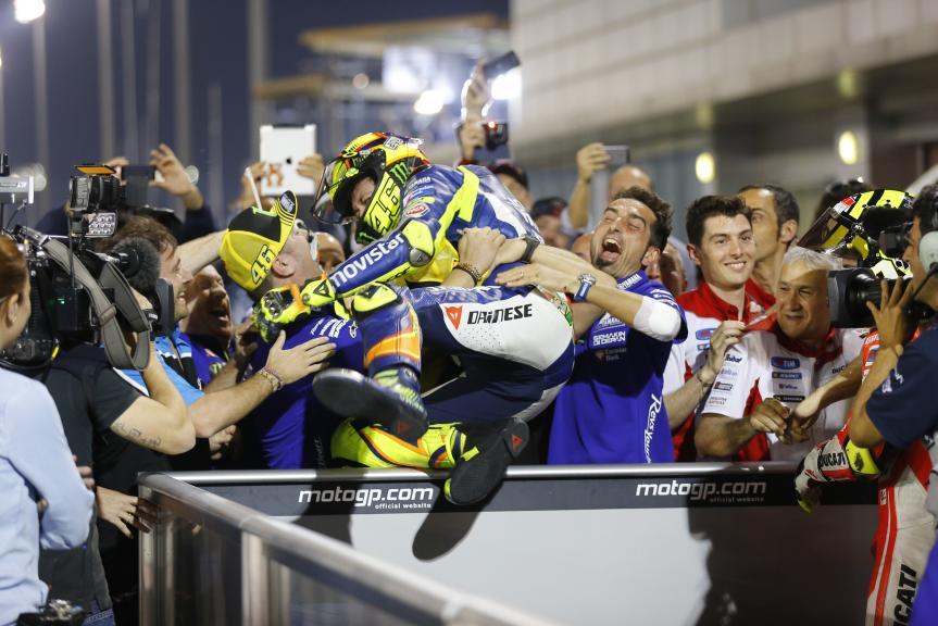 Valentino Rossi, Qatar