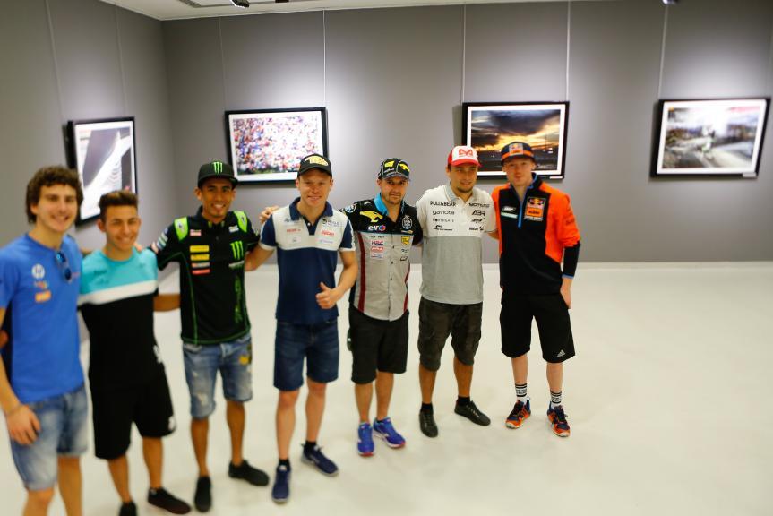 Preevent, Grand Prix of Qatar