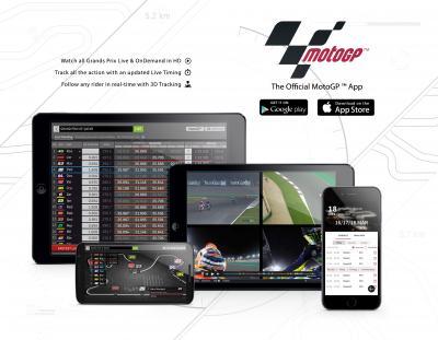 Get the free Official MotoGP™ App now! | MotoGP™