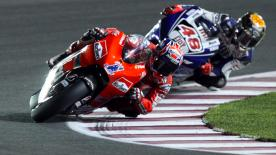 In 2008, the Losail International Circuit made history by becoming the first MotoGP™ round to hold a night race
