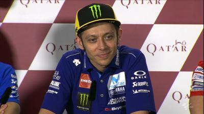 Rossi: 'Ci ho pensato durante il precampionato'