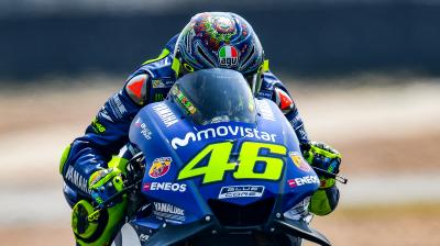 Rossi: Son palmarès en chiffres