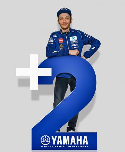 Rossi will start his 23rd racing season this weekend… and