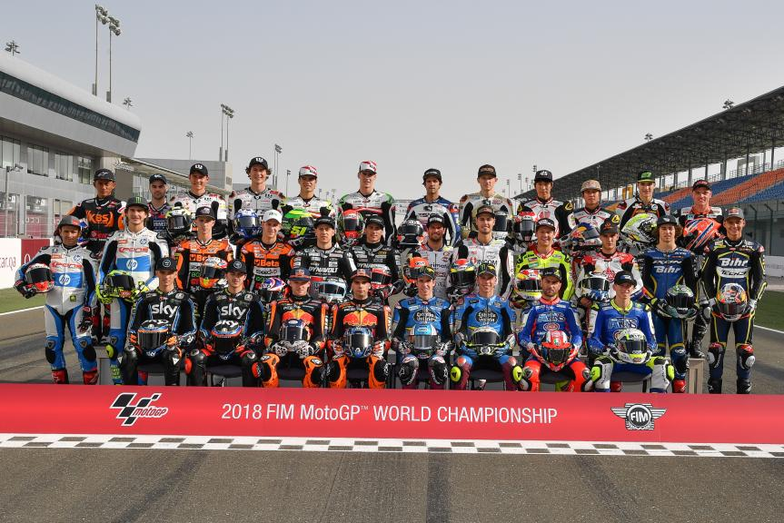 Moto2, Photo-Opportunity