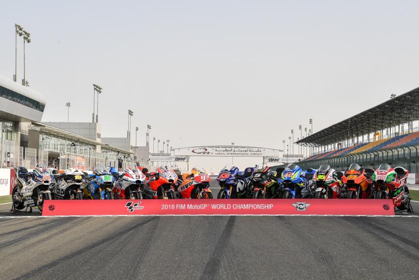 MotoGP, Photo-Opportunity