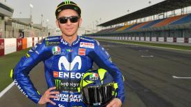Der neunfache Weltmeister hat seinen Vertrag mit dem Movistar Yamaha MotoGP Team für zwei weitere Jahre verlängert.