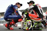 Maverick Vinales, Movistar Yamaha MotoGP, Cal Crutchlow, LCR Honda Castrol, Photo-Opportunity