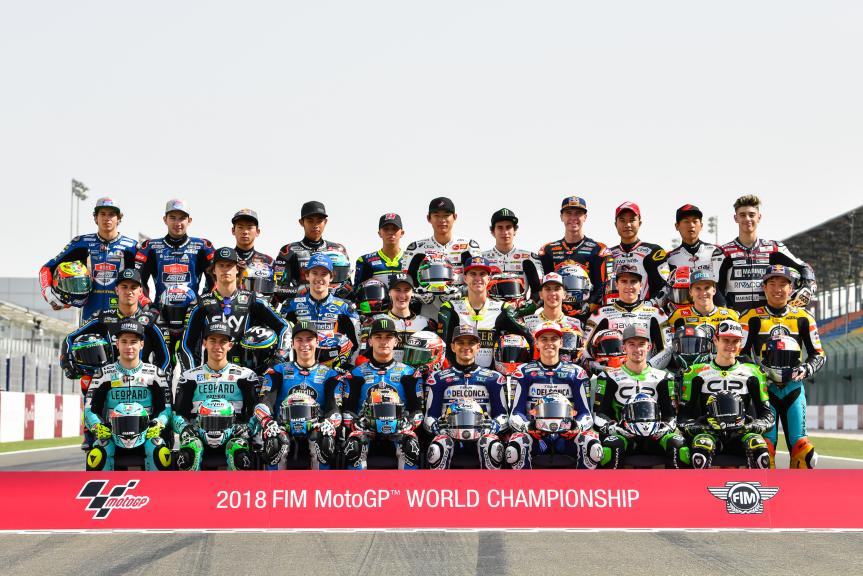 Moto3, Photo-Opportunity