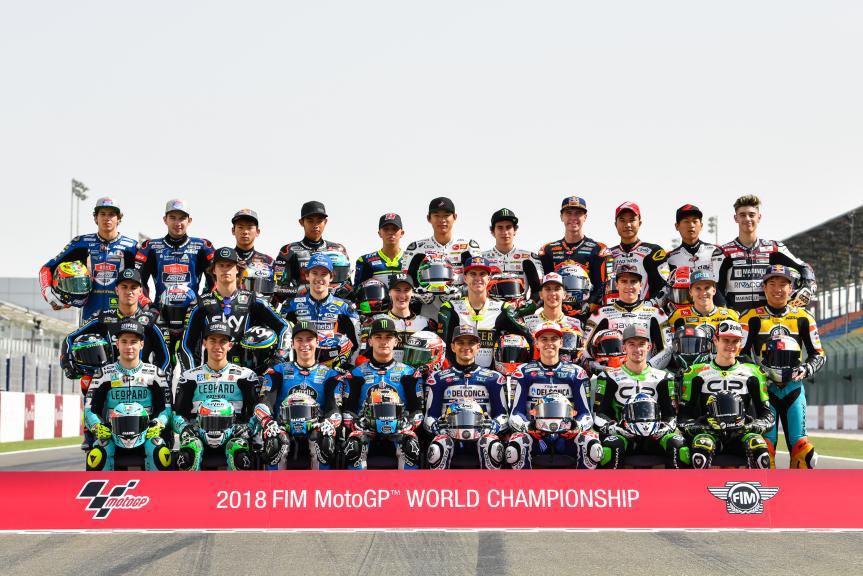 Moto3, Photo-Opportunity