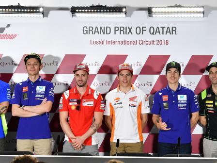 Off-Track, Grand Prix of Qatar