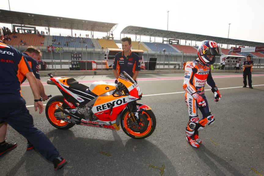 Dani Pedrosa, Repsol Honda Team, Grand Prix of Qatar