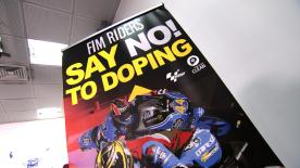New campaign to educate and raise awareness kicks off at the first race of the year