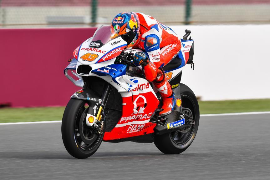 Jack Miller, Alma Pramac Racing, Grand Prix of Qatar
