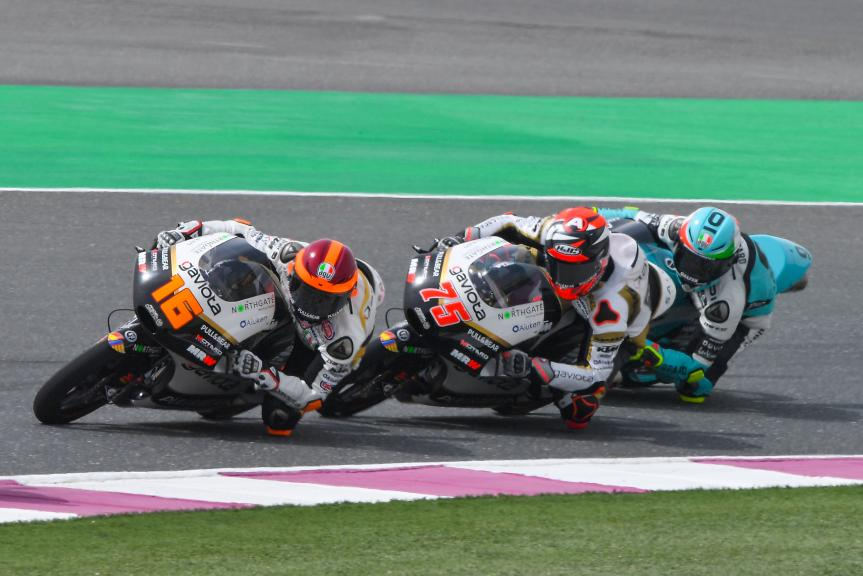 Moto3, Free Practice, Grand Prix of Qatar