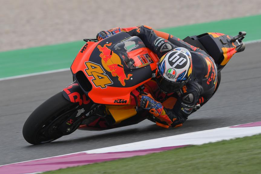 Pol Espargaro, Red Bull KTM Factory Racing, Grand Prix of Qatar