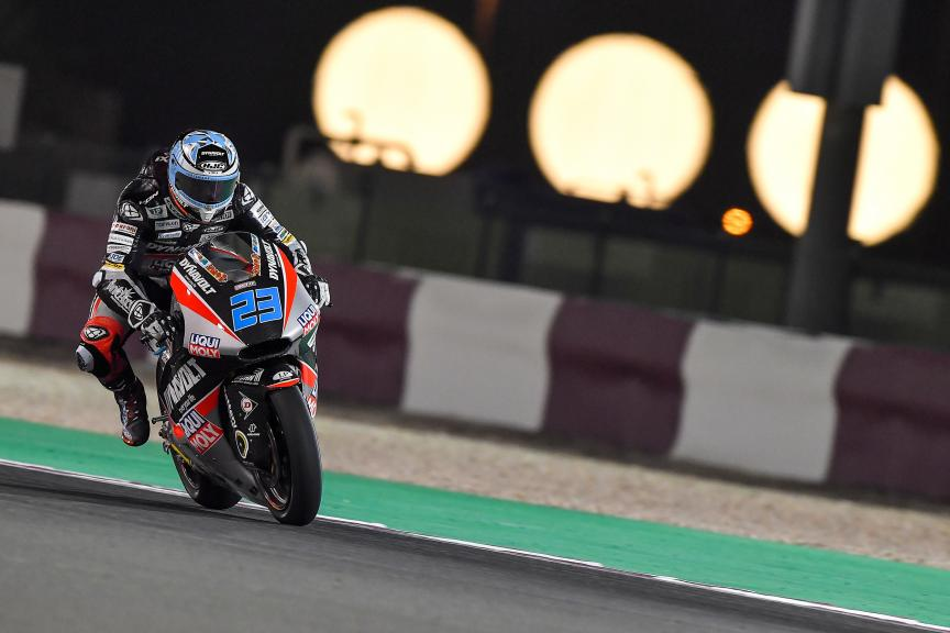 Marcel Schrotter, Dynavolt Intact GP, Grand Prix of Qatar