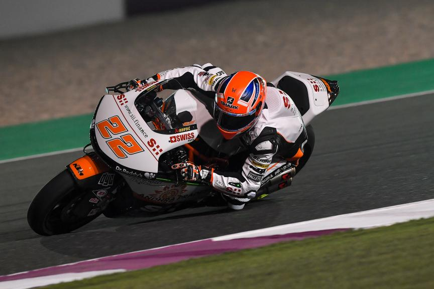 Sam Lowes, Swiss Innovative Investors, Grand Prix of Qatar