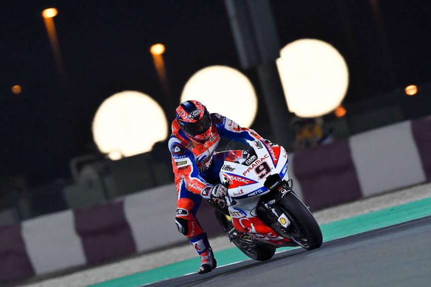 Danilo Petrucci, Alma Pramac Racing, Grand Prix of Qatar