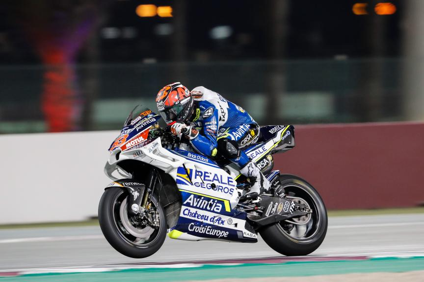 Tito Rabat, Reale Avintia Racing, Grand Prix of Qatar