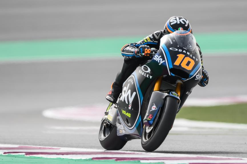 Luca Marini, Sky Racing Team VR46, Grand Prix of Qatar