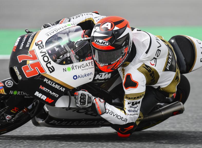 Albert Arenas, Angel Nieto Team Moto3, Grand Prix of Qatar