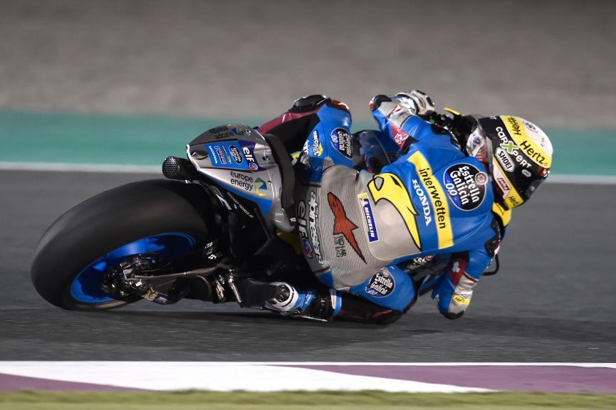 Thom Luthi, Eg 0,0 Marc VDS, Grand Prix of Qatar