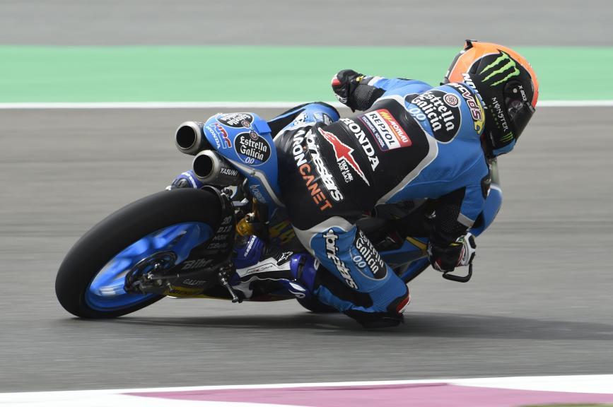 Aron Canet, Estrella Galicia 0,0, Grand Prix of Qatar