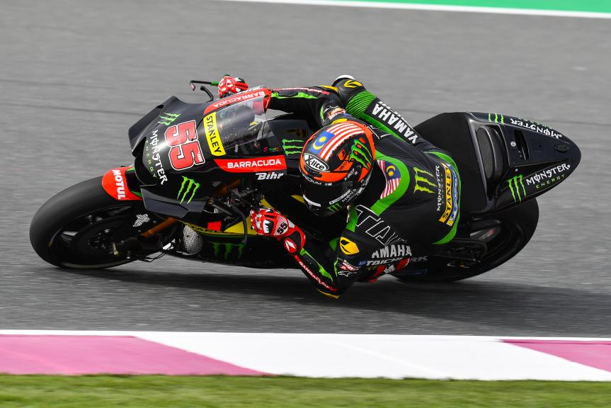 Hafizh Syahrin, Monster Yamaha Tech 3, Grand Prix of Qatar