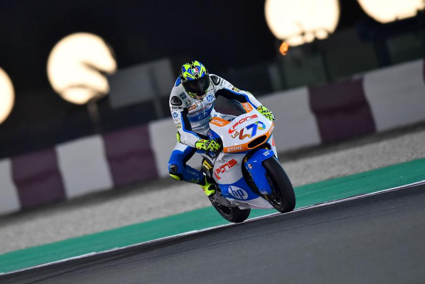 Lorenzo Baldassari, Pons Ha40, Grand Prix of Qatar
