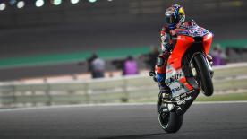 Das zweite freie Training des Wochenendes in der MotoGP™-Klasse.
