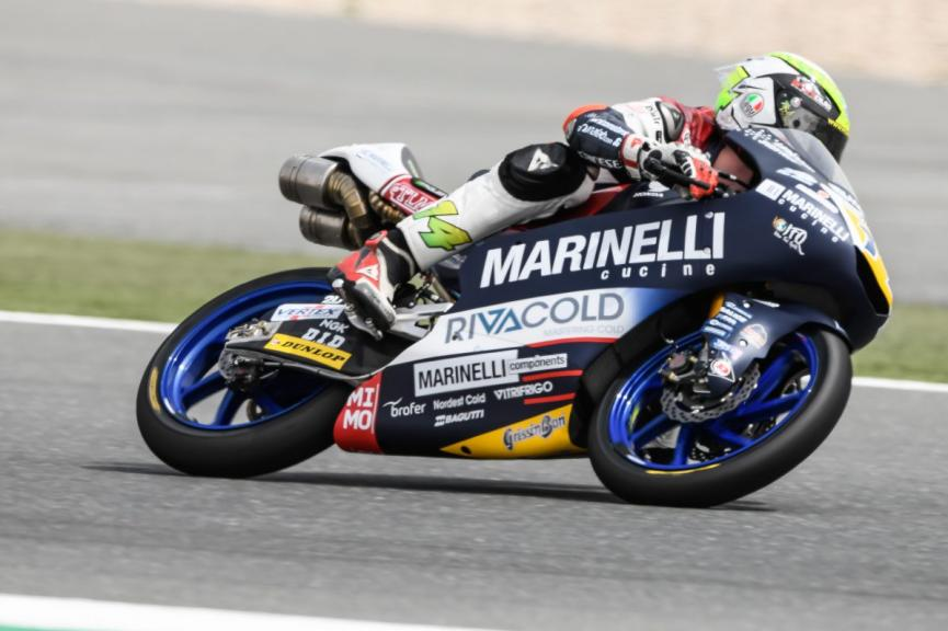 Tony Arbolino, Marinelli Snipers Team, Grand Prix of Qatar