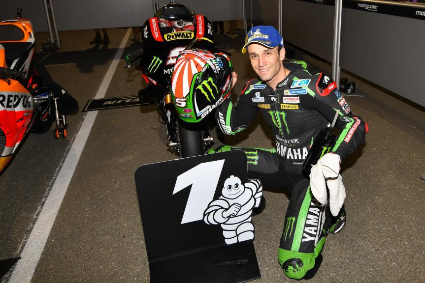 Johann Zarco, Monster Yamaha Tech 3, Grand Prix of Qatar