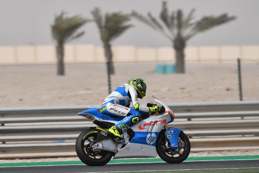 Lorenzo Baldassari, Pons Hp40, Grand Prix of Qatar