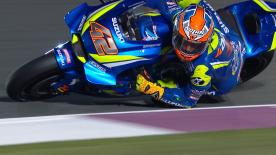 The fourth Free Practice session of the MotoGP? World Championship at the #QatarGP as the battle for Qualifying heats up!