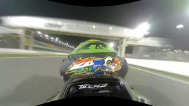 Enjoy an incredible pole lap with Monster Yamaha Tech 3's Johann Zarco at the Losail International Circuit in Qatar