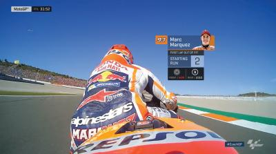 New Tv Graphics For 2018 Keep Track Like Never Before Motogp