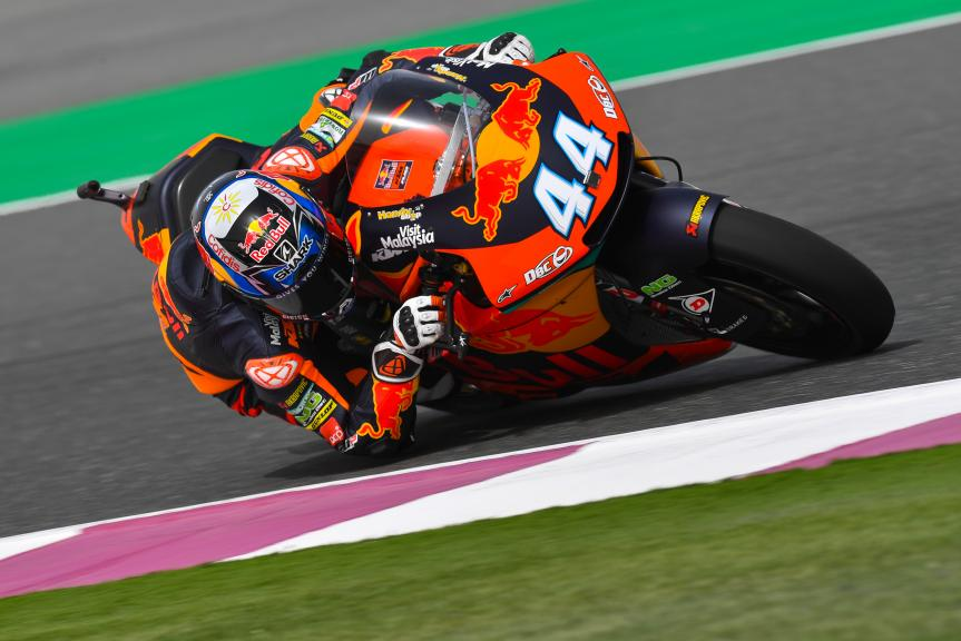 Miguel Oliveira, Red Bull KTM Ajo, Grand Prix of Qatar