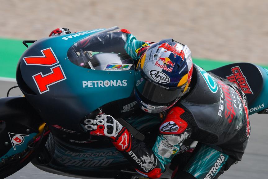 Ayumu Sasaki, Petronas Sprinta Racing, Grand Prix of Qatar