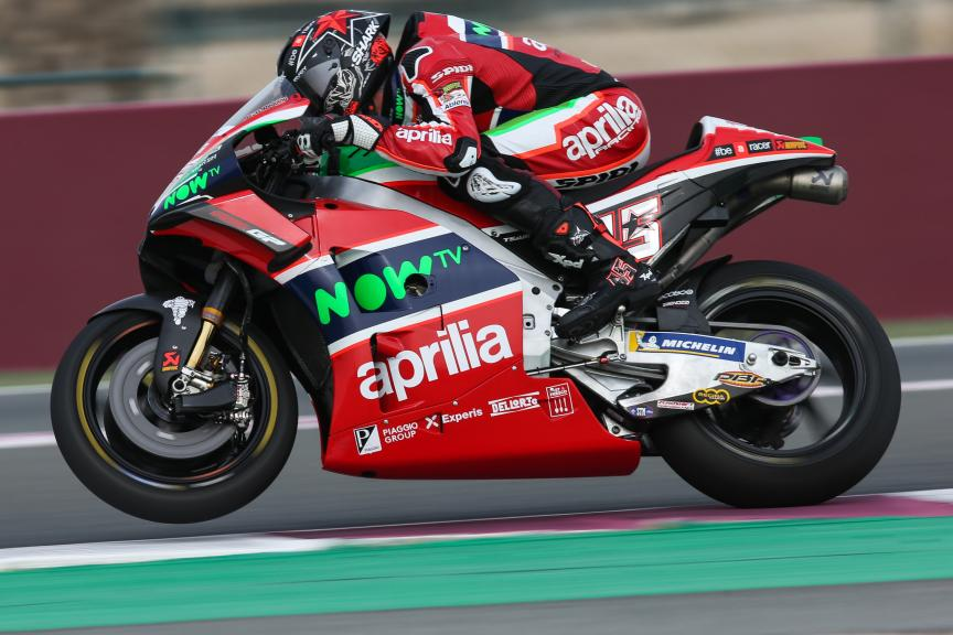 Scott Redding, Aprilia Racing Team Gresini, Grand Prix of Qatar