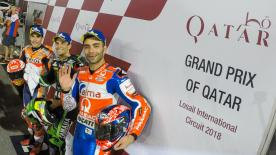 During qualifying, three rider eclipsed the 2008 lap record set by Jorge Lorenzo. So, how did they do it?