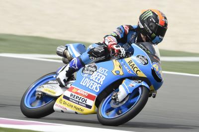 Canet, Martin and Antonelli head up FP3