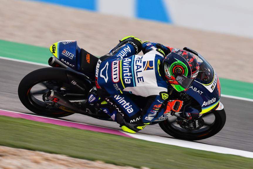 Livio Loi, Reale Avintia Academy, Grand Prix of Qatar