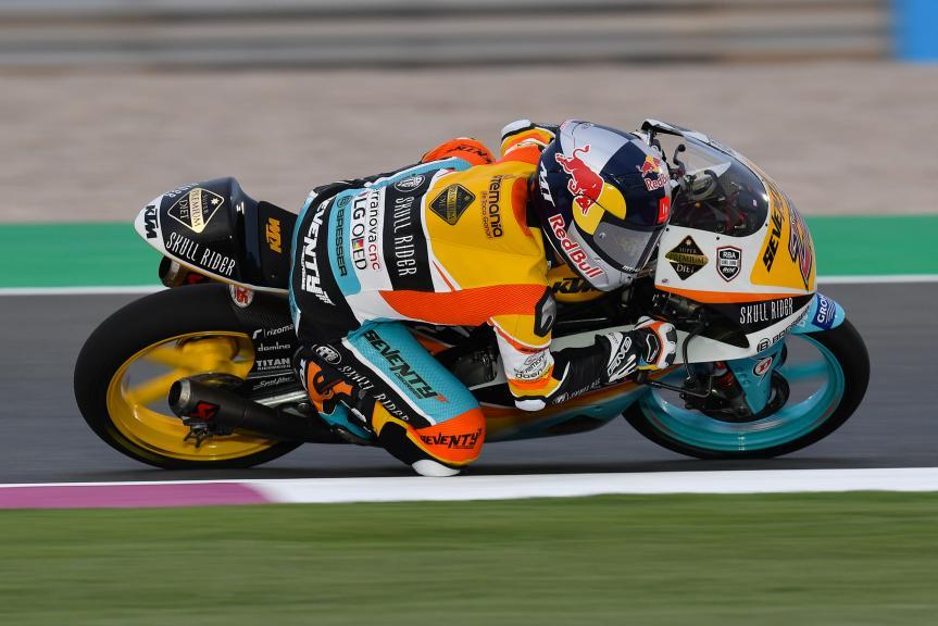 Kazuki Masaki, RBA Boe Skull Rider, Grand Prix of Qatar
