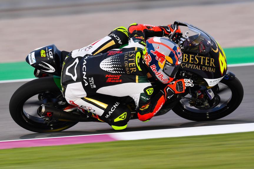 Marcos Ramirez, Bester Capital Dubai, Grand Prix of Qatar