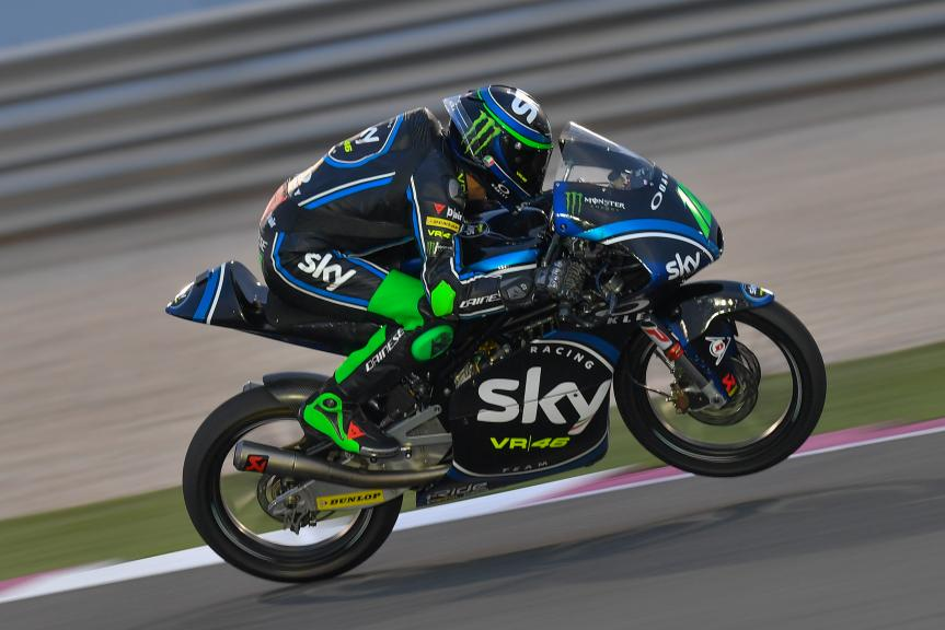 Dennis Foggia, Sky Racing Team VR46, Grand Prix of Qatar