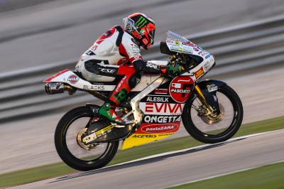 Antonelli snatches pole in #QatarGP qualifying