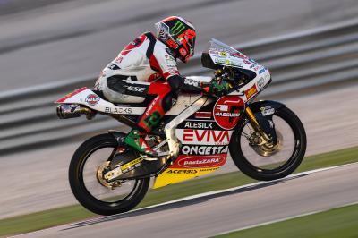 Antonelli prive Martín de la pole pour 0,001 au Qatar !
