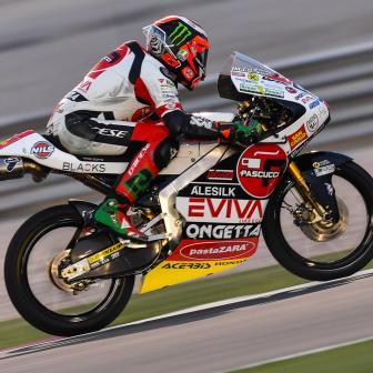 Antonelli schnappt sich knappe Pole beim #QatarGP