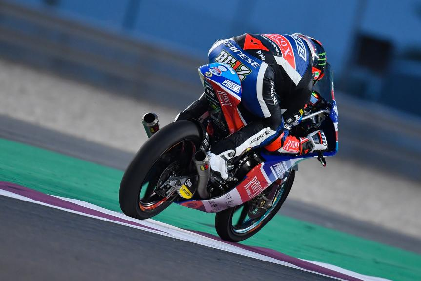 Marco Bezzecchi, Pruestelgp, Grand Prix of Qatar